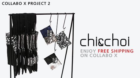 [2st Collabo X] Chi & Choi pattern design
