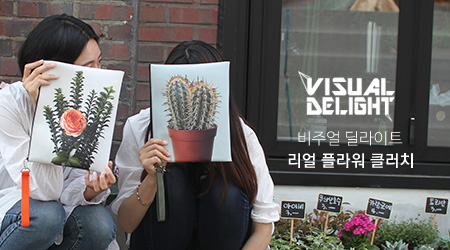 [22th Collabox] Visual Delight